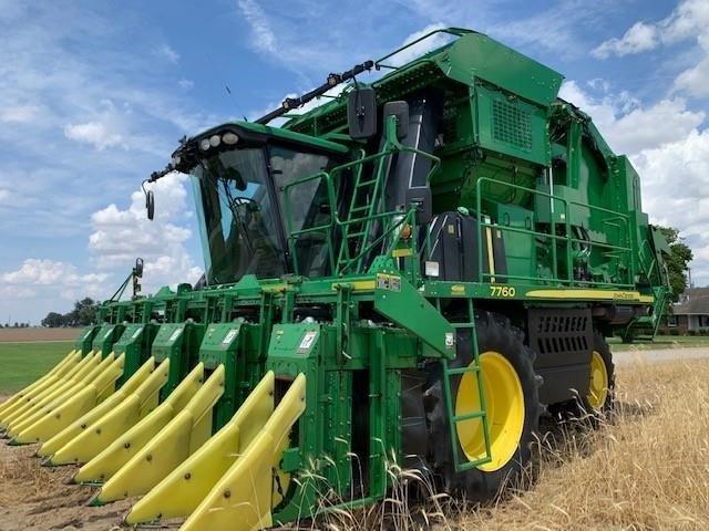 2011 John Deere 7760 Cotton Equipment