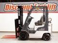 2014 Nissan MAP1F1A18LV Forklift