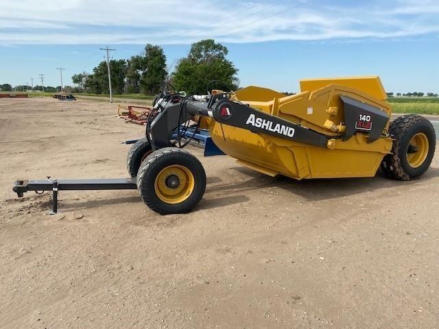 2021 Ashland 140XL2 Scraper