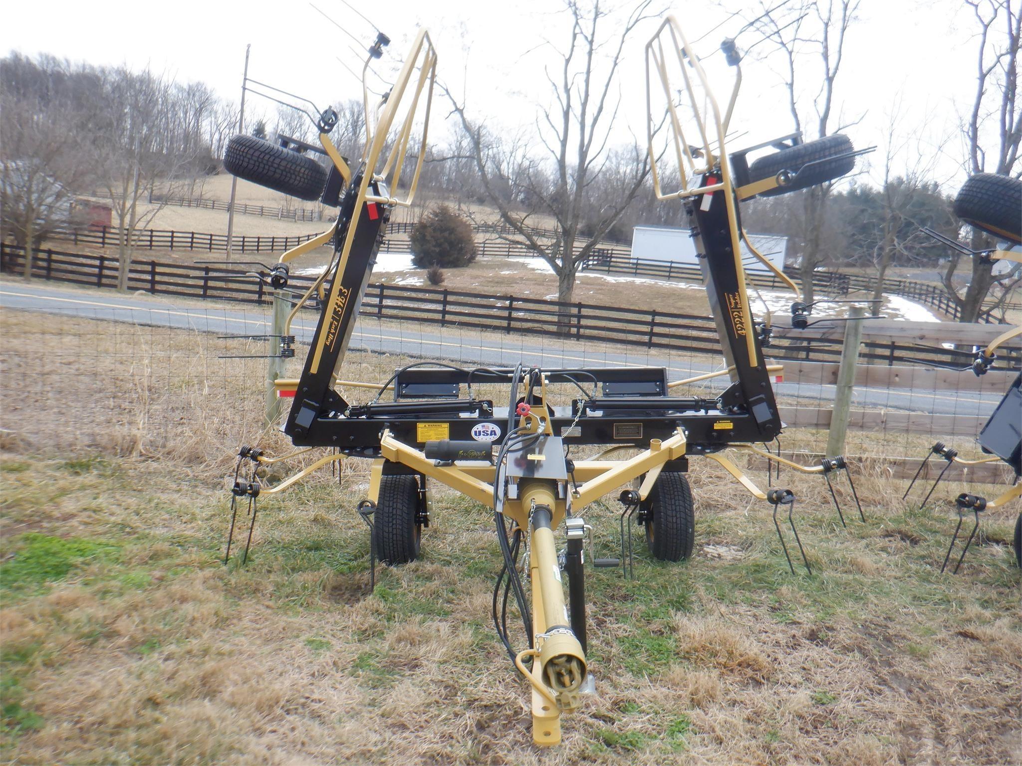 2021 Esch Hay Equipment 4222 Tedder