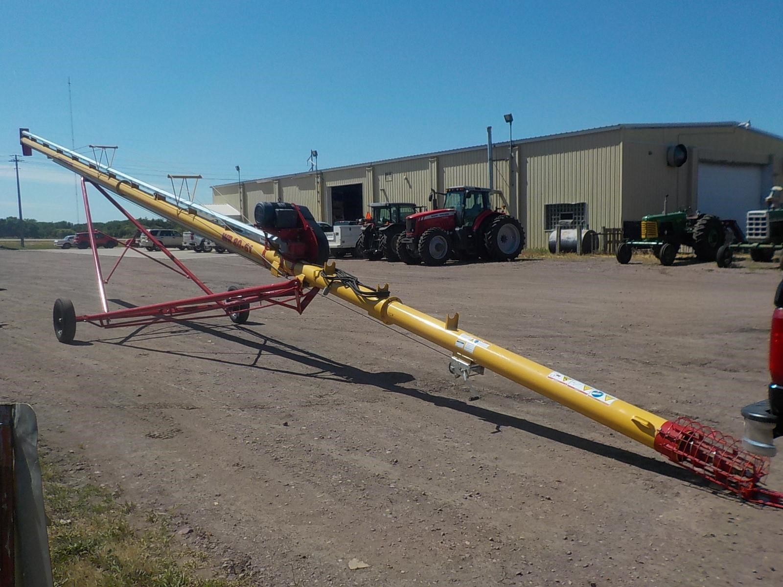 2017 Westfield WR80-61 Augers and Conveyor