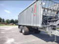 2020 Fliegl GIANT ASW281 FOX Forage Wagon