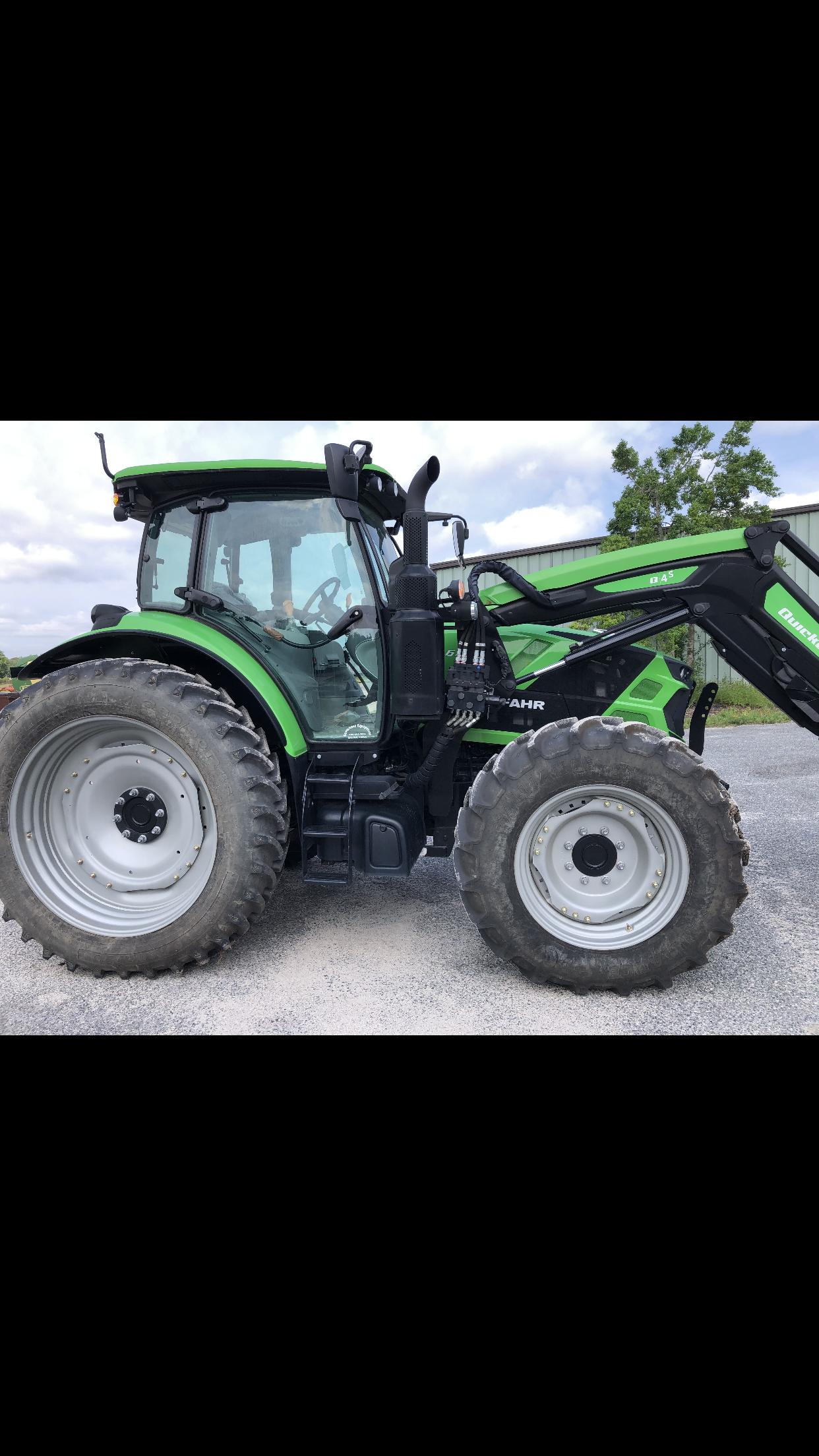 2020 Deutz-Fahr 6140 Tractor