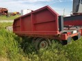 Case IH 8576 Bale Wagons and Trailer