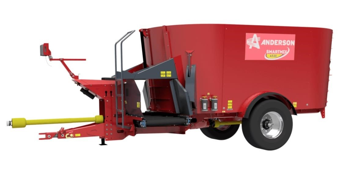 2021 Anderson A520FD Grinders and Mixer