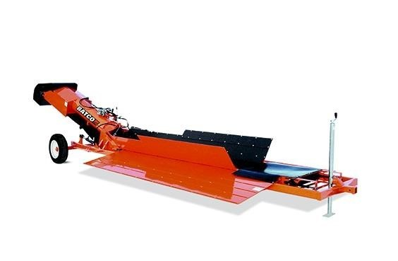 Batco PS2400 Augers and Conveyor