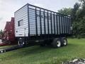 2020 H & S WB22AL Forage Wagon
