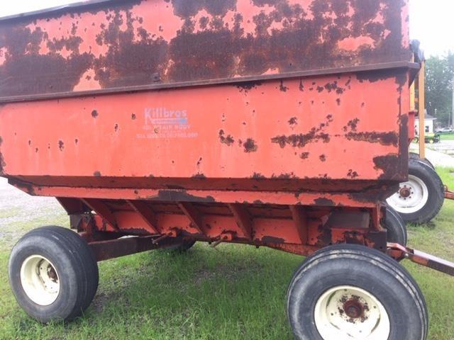 1998 Killbros 400 Gravity Wagon