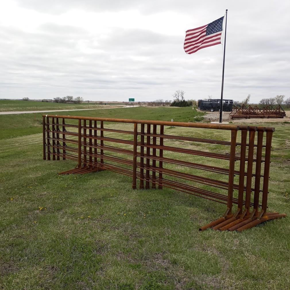 LINN POST & PIPE INC 5x24 Cattle Equipment