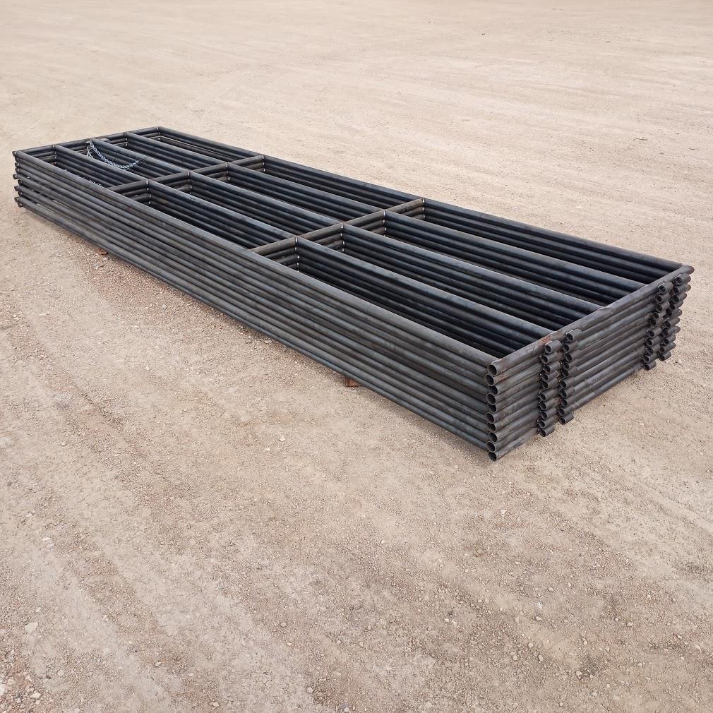 LINN POST & PIPE INC 5LDG04 Cattle Equipment