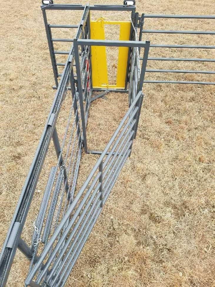 LINN POST & PIPE INC BCP Cattle Equipment