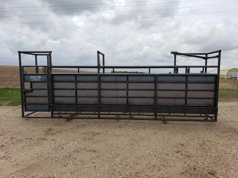 LINN POST & PIPE INC 20SAACN Cattle Equipment