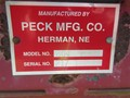 Peck 804 Augers and Conveyor