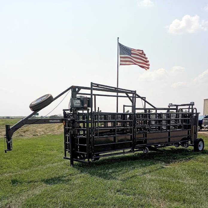 2021 LINN POST & PIPE INC Wrangler Cattle Equipment