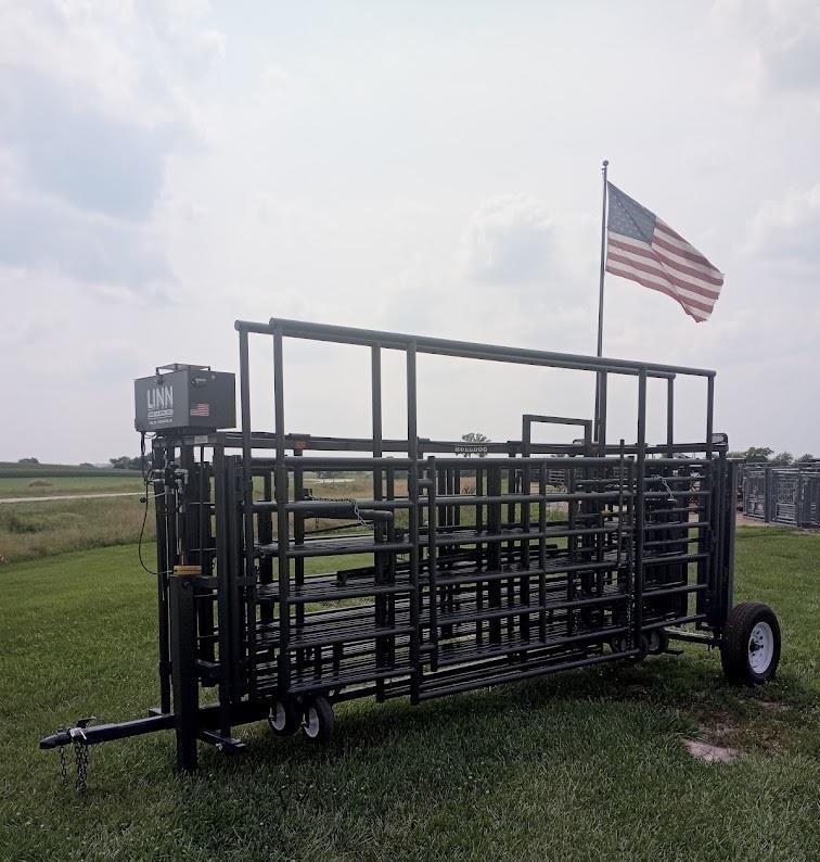 LINN POST & PIPE INC Bulldog Cattle Equipment