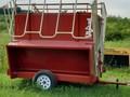 FEED TRAIN GRAY FOX 145 Feed Wagon
