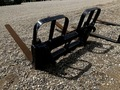 2009 HLA HD55 Loader and Skid Steer Attachment