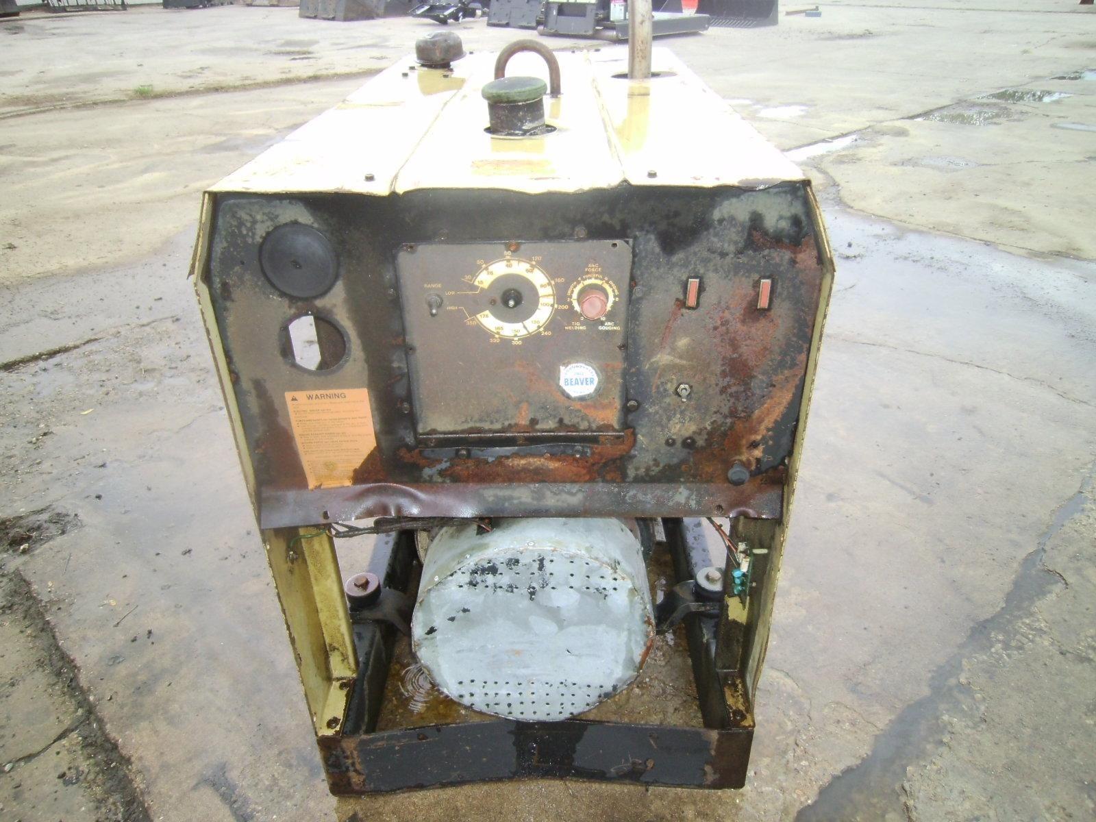 Hobart 20 KW Generator