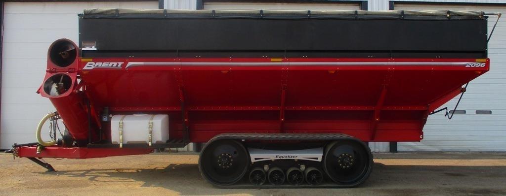 2017 Brent 2096 Grain Cart