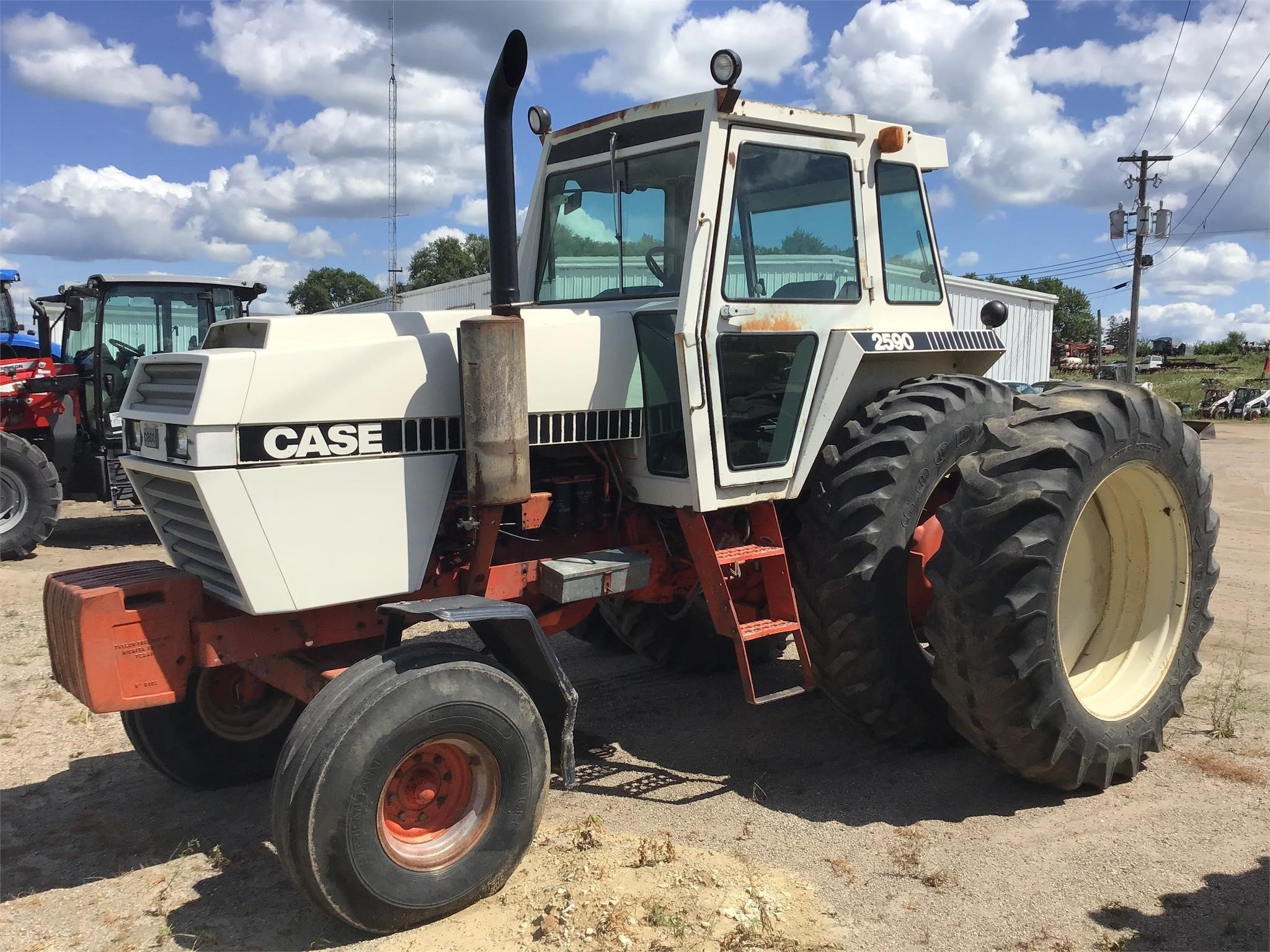 1979 J.I. Case 2590 Tractor