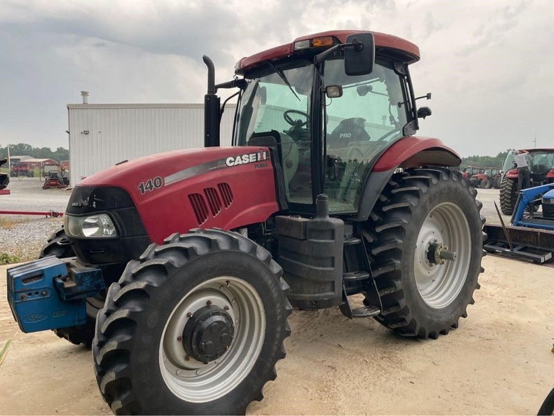 Used Case IH Puma 140 Tractors for Sale   Machinery Pete