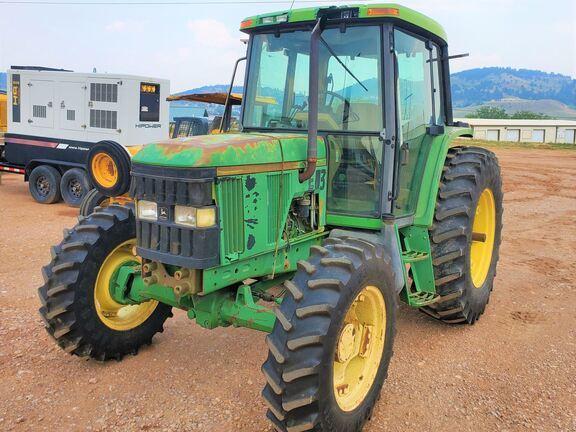 1997 John Deere 6400 Tractor