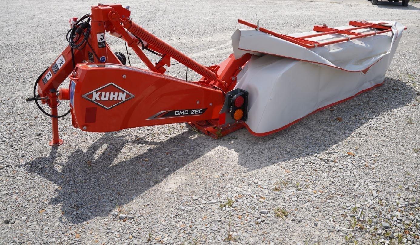 2021 Kuhn GMD280 Disk Mower