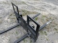 Miscellaneous PALLET FORK FRAME Loader and Skid Steer Attachment