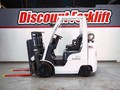 2016 Nissan MCP1F2A25LV Forklift