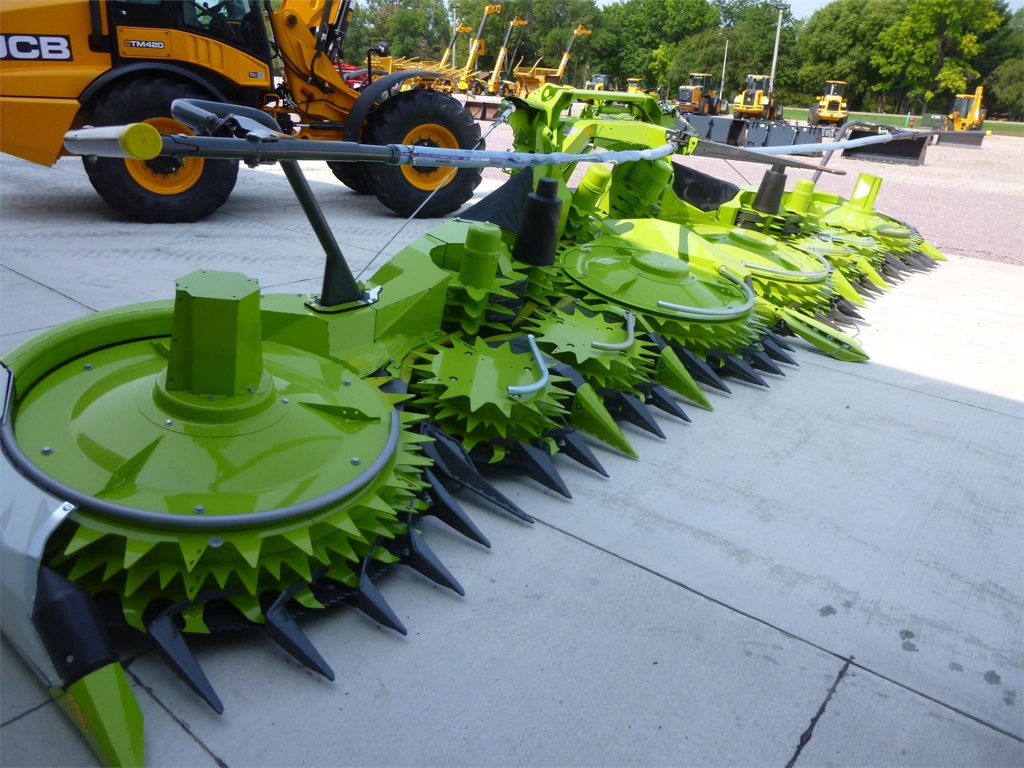 2021 Claas ORBIS 900 Forage Harvester Head