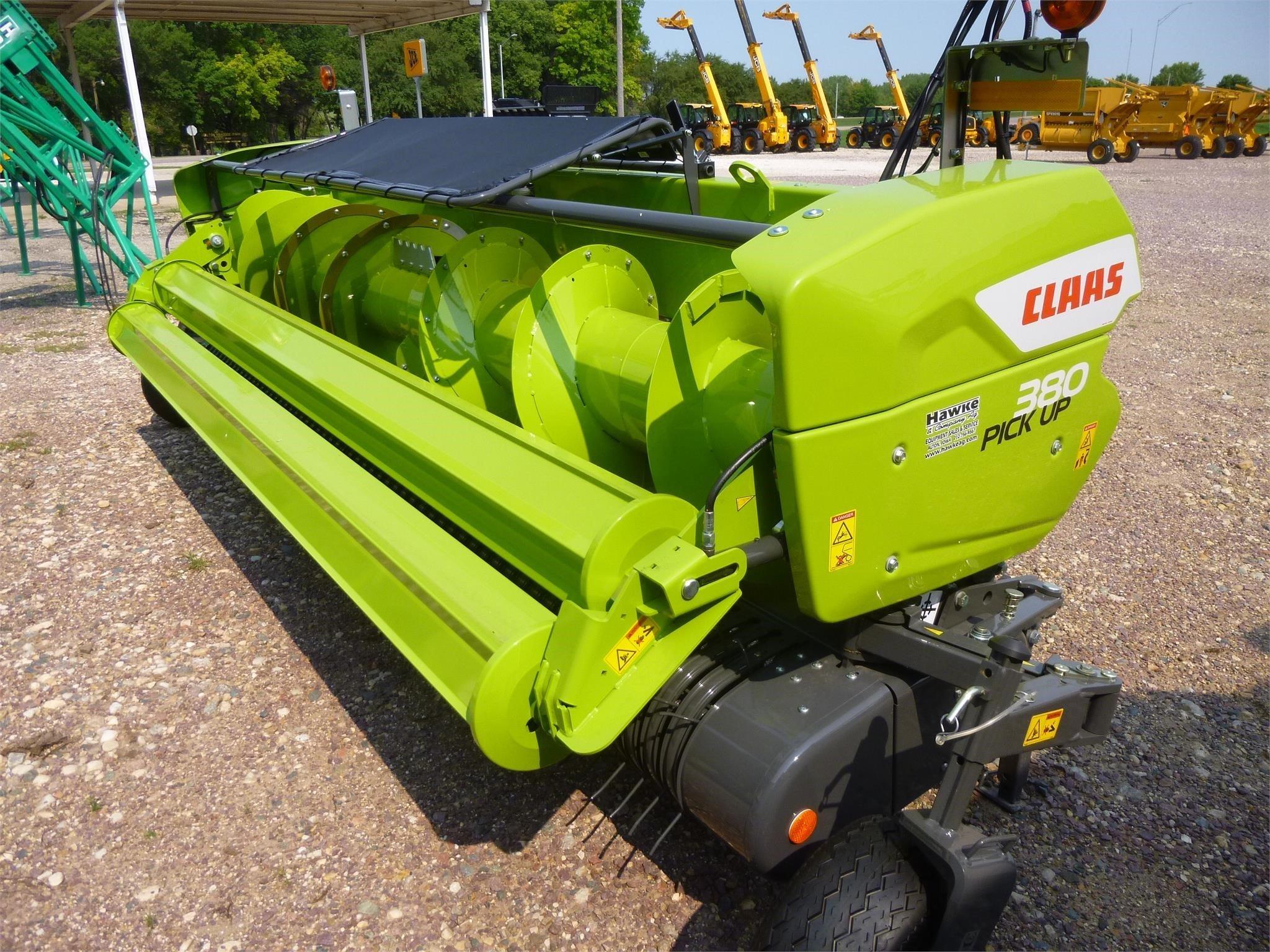 2021 Claas PU380 Forage Harvester Head