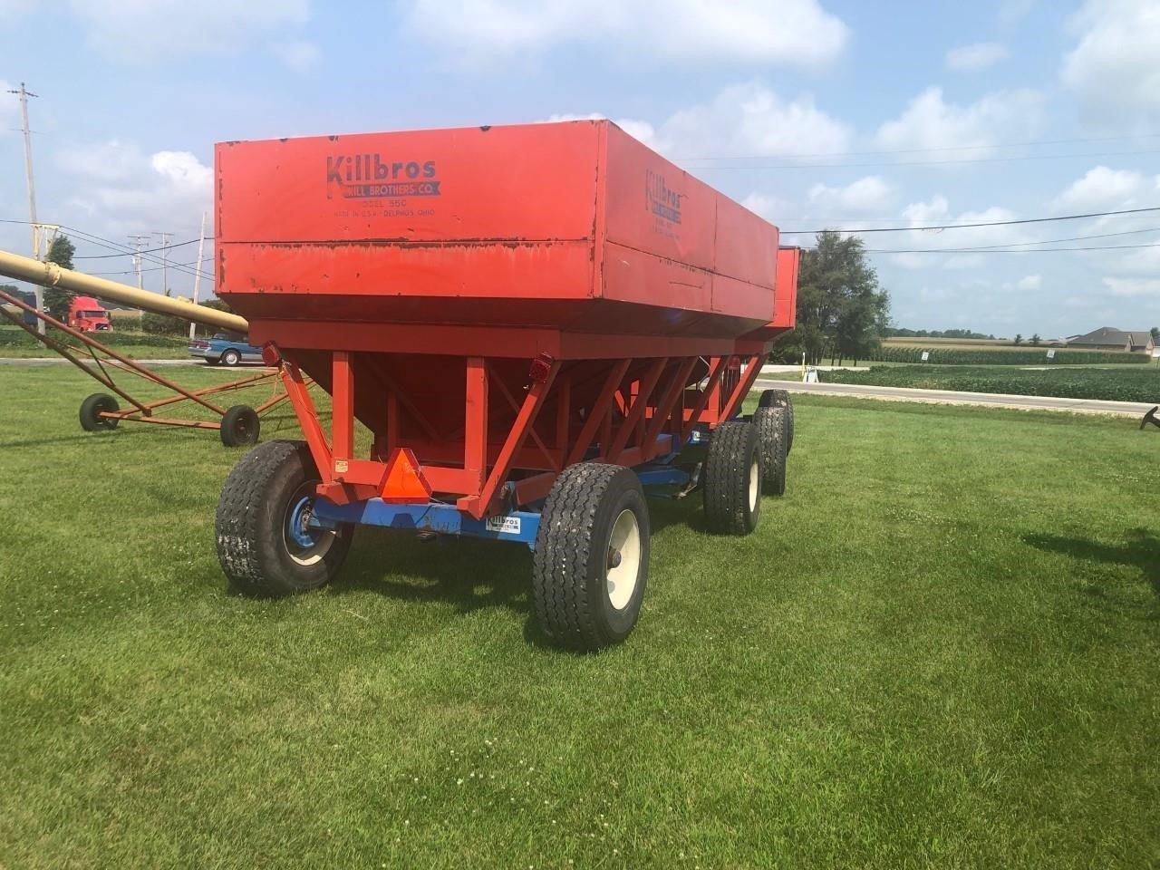 Killbros 550 Gravity Wagon