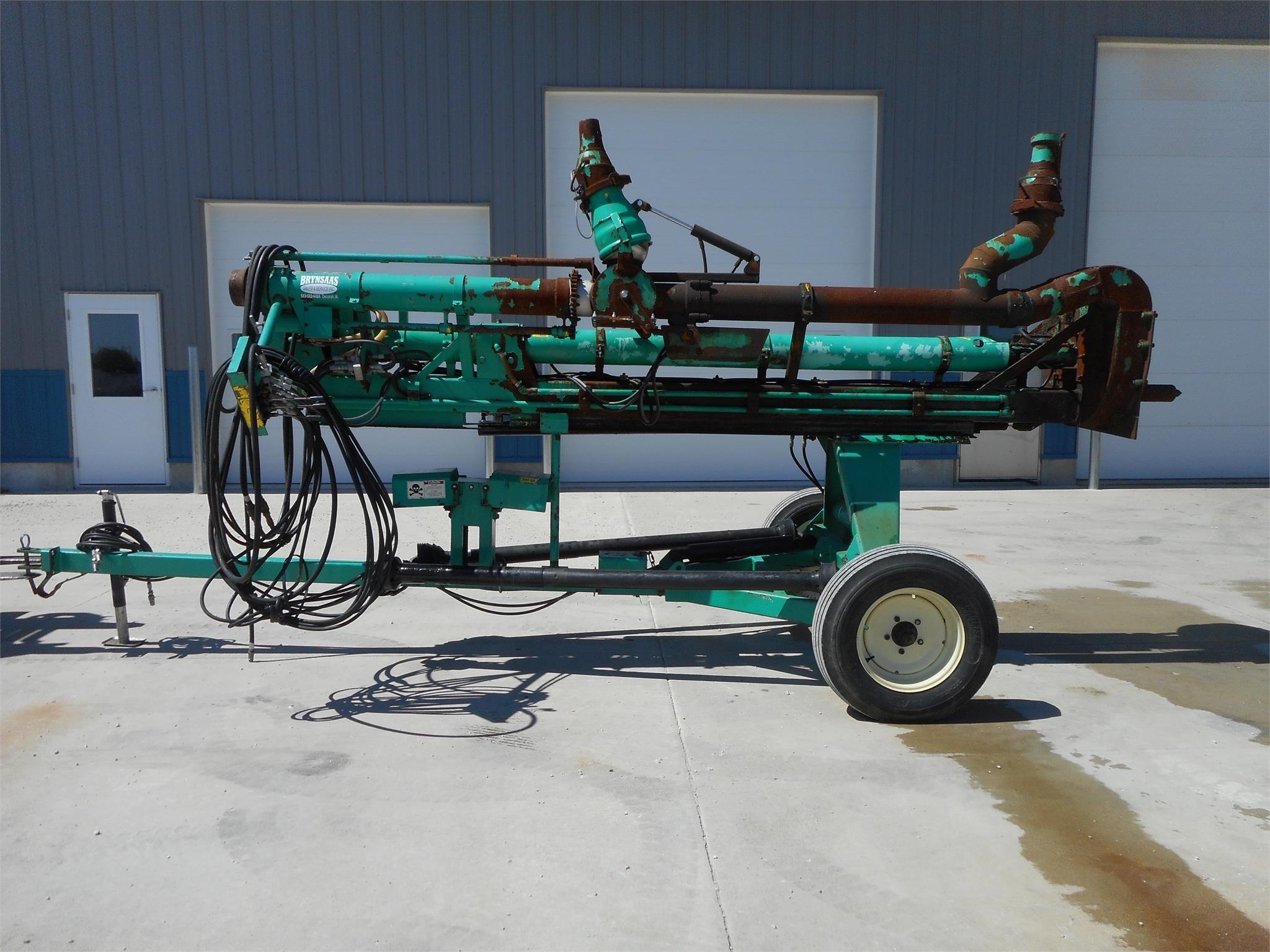 2008 GEA SP-R-10 Manure Pump