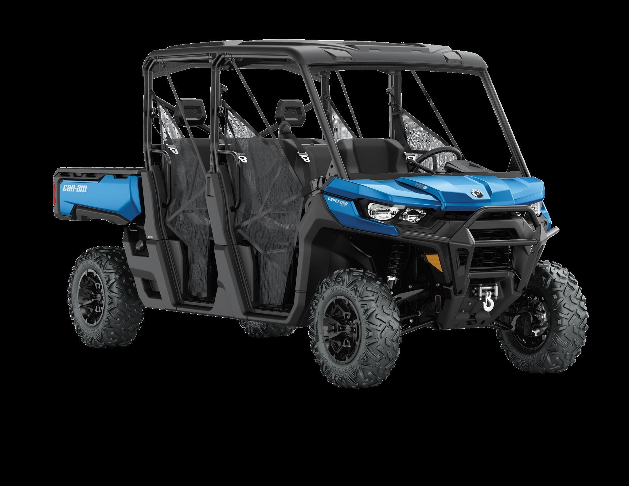2022 Can-Am Defender Max XT HD10 ATVs and Utility Vehicle