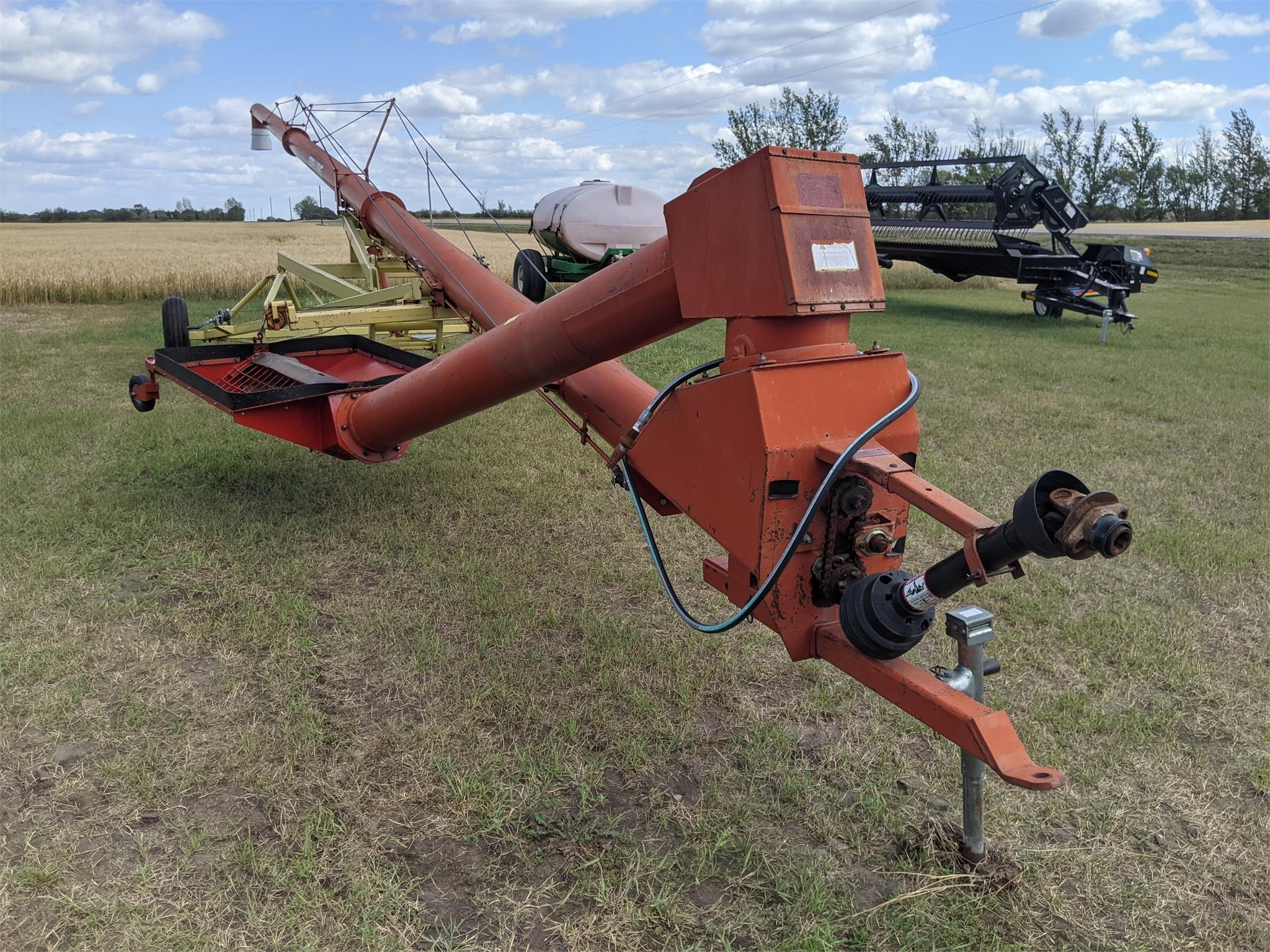Farm King 10x60 Augers and Conveyor