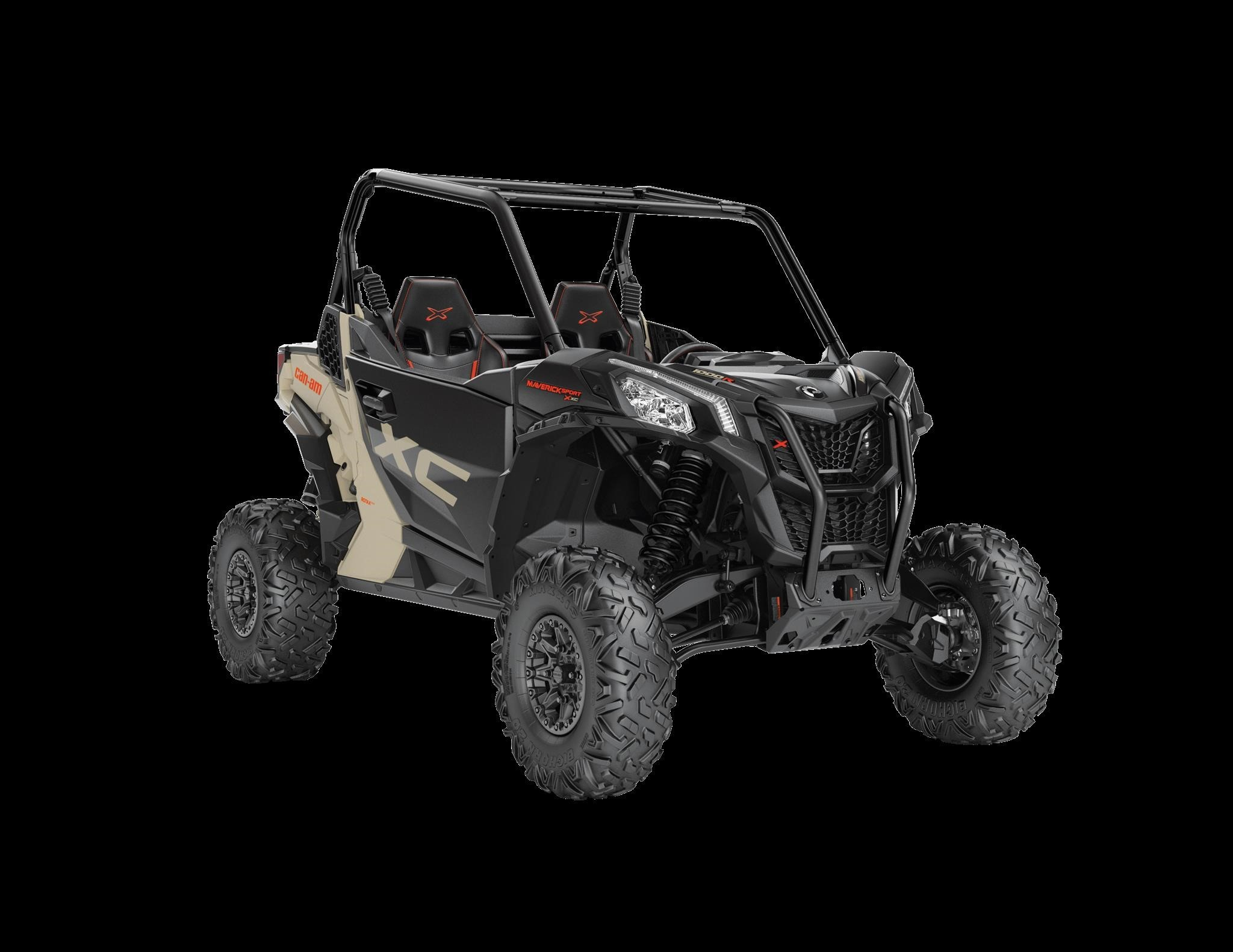 2022 Can-Am MAVERICK SPORT X XC 1000R ATVs and Utility Vehicle