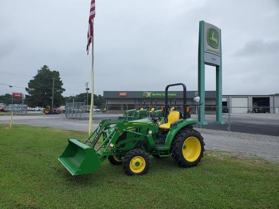 2021 John Deere 3025D Tractor
