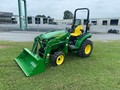 2021 John Deere 2032R Tractor