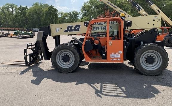 2014 JLG G10-43A Telehandler