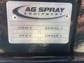 2019 Ag Spray 300 Pull-Type Sprayer
