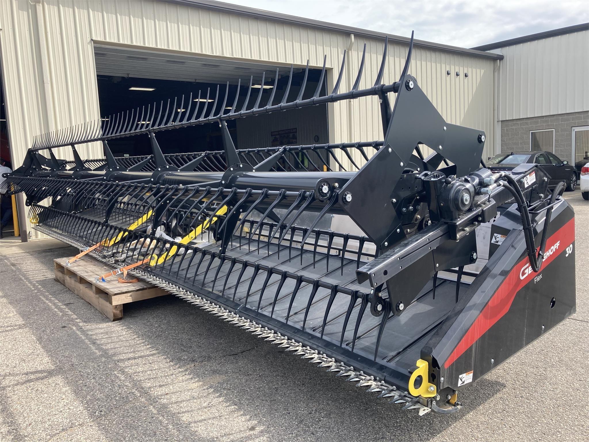 2020 Geringhoff FLEX 30 Platform