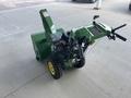 2011 John Deere 1028 Snow Blower