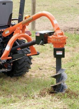 2021 Land Pride PD10 Post Hole Digger