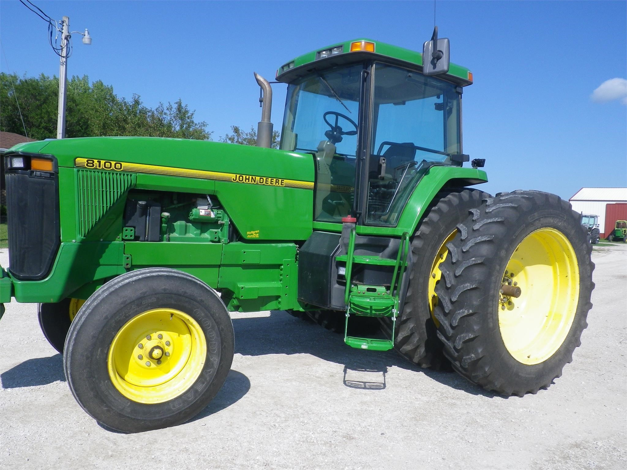 1996 John Deere 8100 Tractor