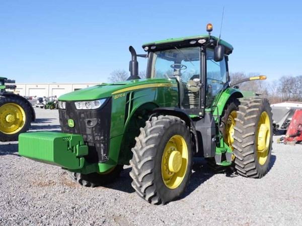 John Deere 245 Excavator Specs : John deere r tractor clarksville tn