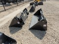2021 Case 72IN SKID STEER Loader and Skid Steer Attachment