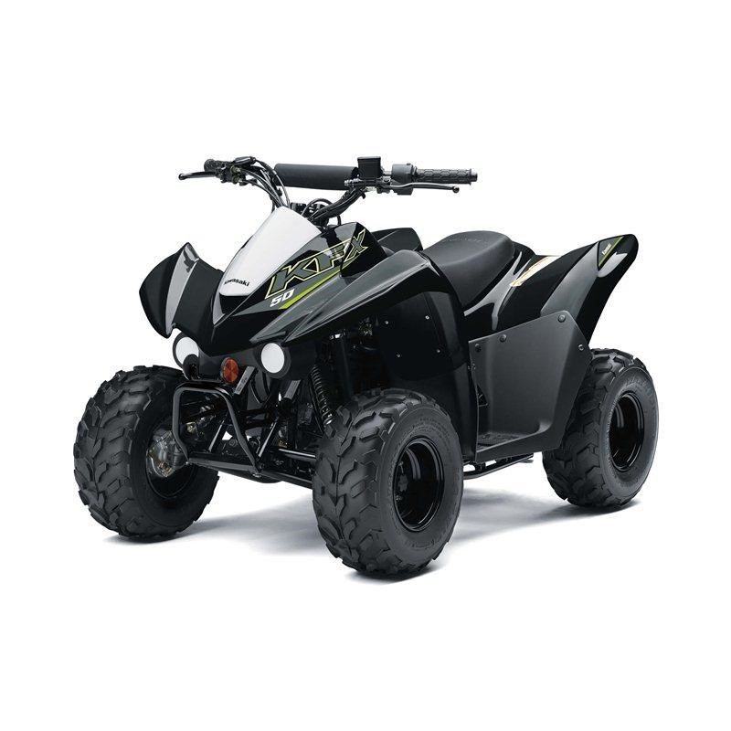 2022 Kawasaki KFX90 ATVs and Utility Vehicle