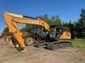 2021 Case CX250D Excavators and Mini Excavator