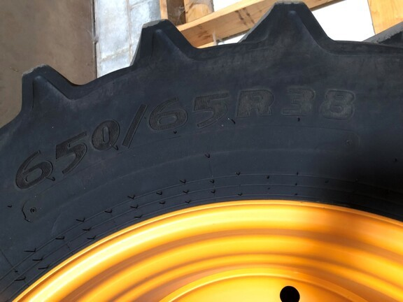 2015 Goodyear 650/65R38 Wheels / Tires / Track