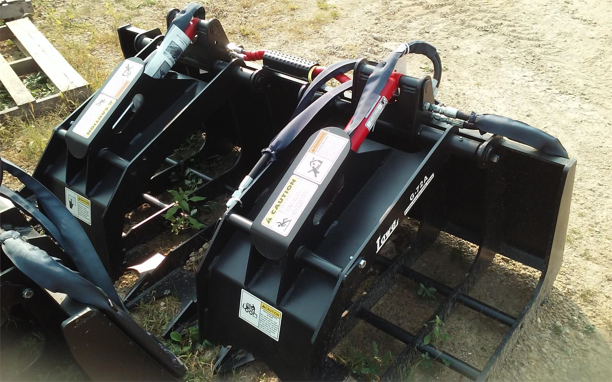 Lowe G-72A Loader and Skid Steer Attachment